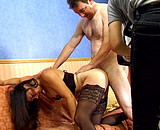 Casting : Il sodomise sa femme devant nous !