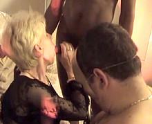 film porno amateur chez une mamie partouzeuse