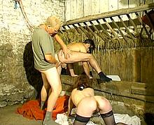 sexe extrême pour un couple amateur soumis