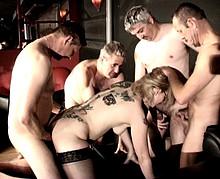 le sexe de la route sexe en club echangiste