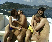 plan échangiste entre couples de vacanciers