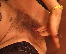 mure poilue ejacule
