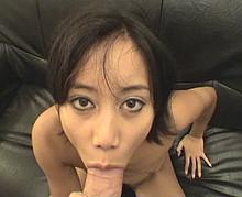 asiatique poilue enculée