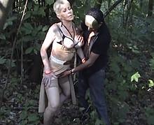je filme ma femme en dogging dans les bois