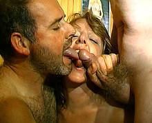 couple libertin bisexuel de la cinquantaine