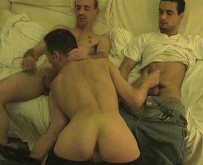 Soirée partouze chez des rebeus gays